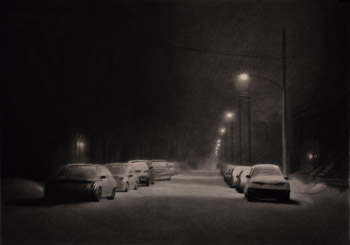 Sasa Marjanovic - Snowing in The Night